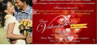 Bal Spécial Rétro Sait-Valentin