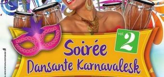 Soirée Dansante Karnavalesk