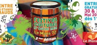 Festival culturel d'outre-mer au Mans